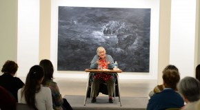 Literary conversation with Etel Adnan