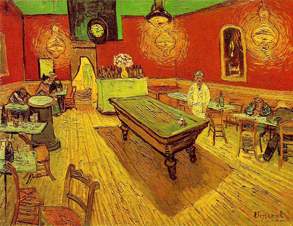 van gogh paintings in arles colours and brushstrokes fondation