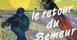 Vernissage – Semeur au soleil couchant