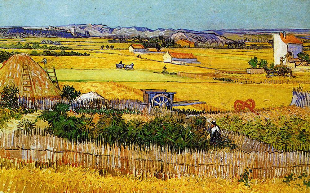 Arles countryside | Fondation Vincent van Gogh Arles